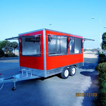 Mobile food truck kitchen equipment xr fv390 a buy food - Remorque cuisine mobile ...