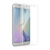 Custom made anti-fingerprint clear phone tempered glass screen protector for samsung galaxy s6 edge