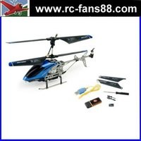 Mini Radio Control 3 Channel Helicopter with Camera