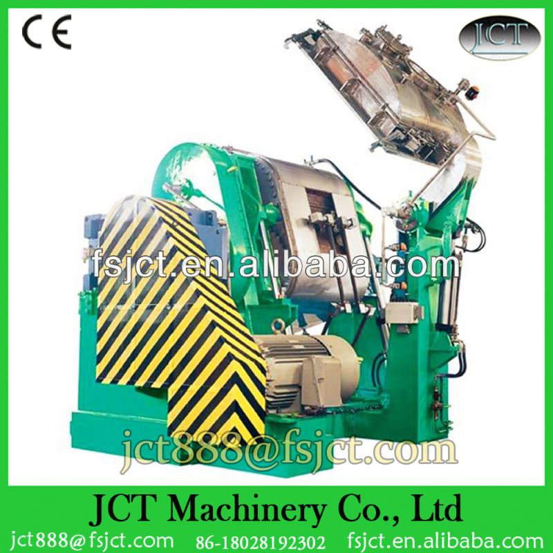 Machine for making glass sealant
