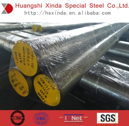 hot die steel H13 round bar material 1.2344 with good price