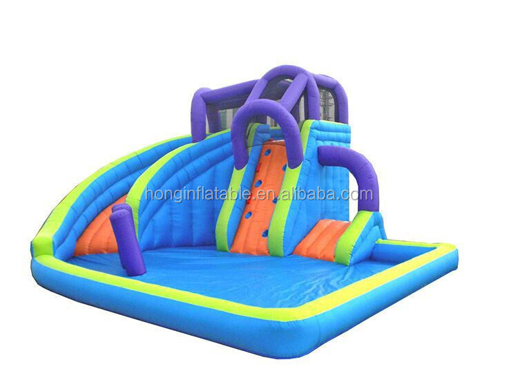 cheap inflatable bouncer for sale, bouncing castles with swimming pool