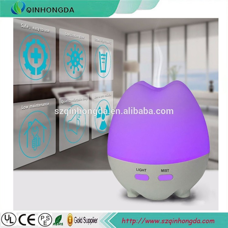 Air purifier electric nebulizer essential oil dispenser reed fragrance diffuser