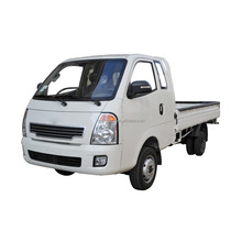 4x2 double cab 1ton capacity light truck cargo truck lorry truck manufactuer