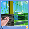 Powder coated V-folded garden wire mesh fencing