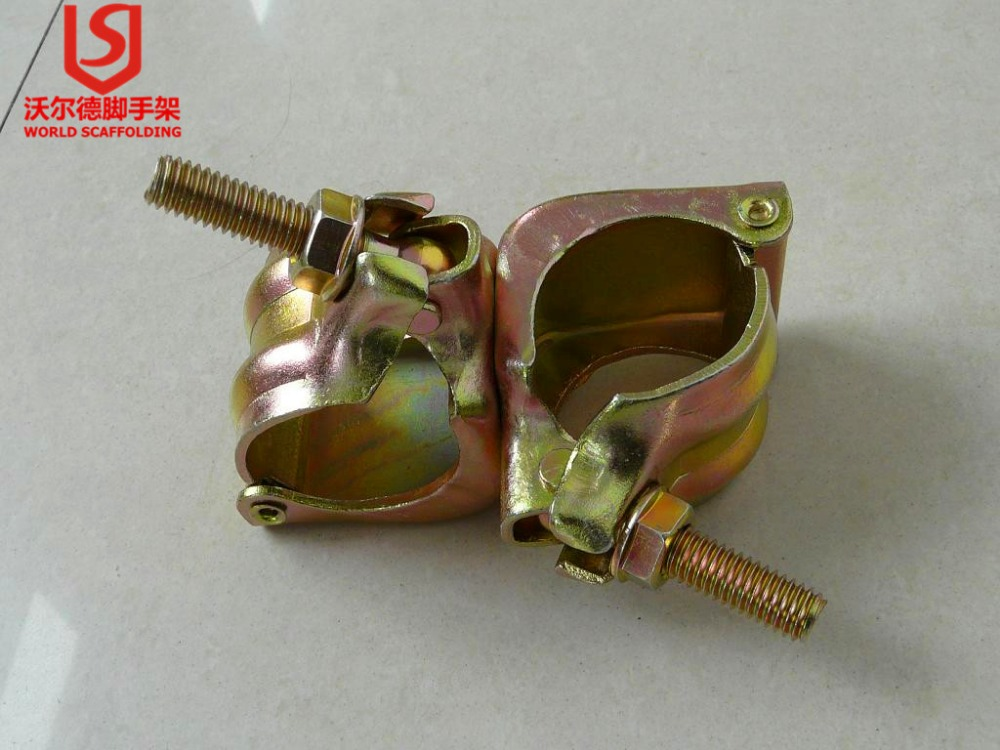 Factory Direct Hot Sale High Quality National Standard pressed double coupler