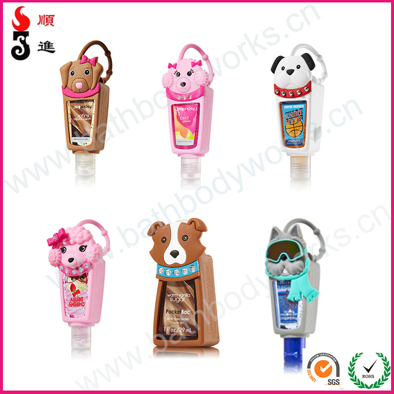 Design creative bath & body works pocketbac hand sanitizer holder