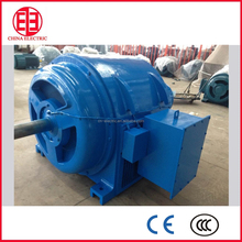 Old- fashioned 3 phase ac induction motor for machines