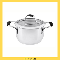 New design cookware silicone handle for wholesales