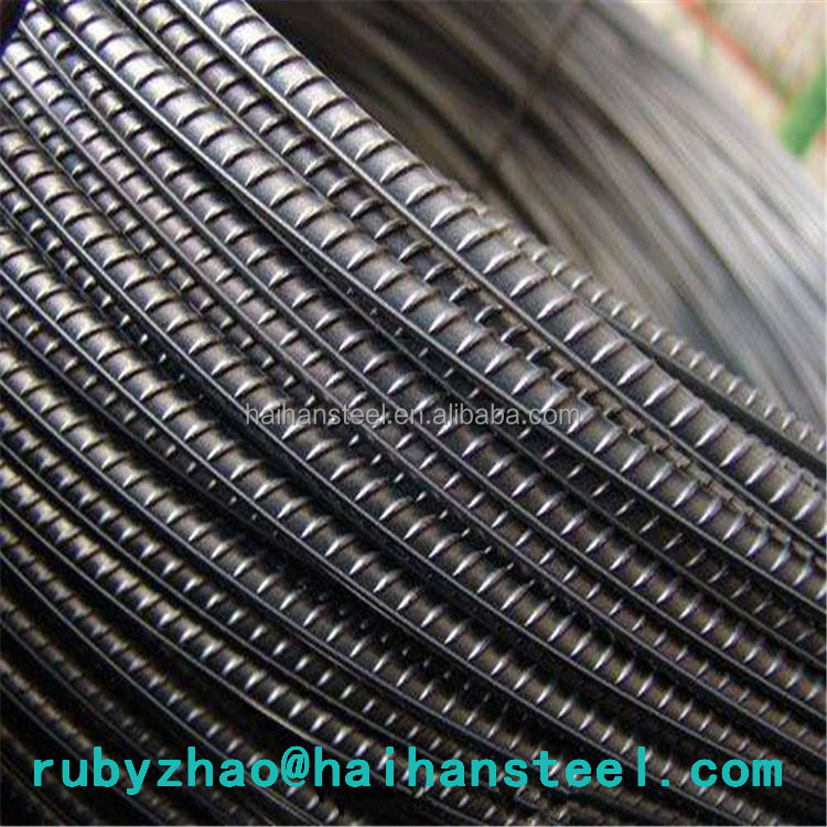 Reinforced Concrete rebar Round Steel Bar China supplier