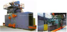 H Beam Shot Blasting machine and Cleaning Machine (Steel Profile, Steel Plate)