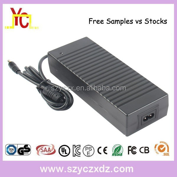 Free samples & Stocks ! AC DC 12v 10 amp power supply
