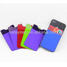 Custom Fancy Smart Phone Pouch Various Colors