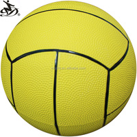 2015 new model indoor jumping inflatable rubber dodgeball