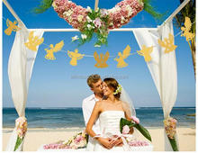 Hot Selling Angel Party Decoration Hanging Paper Garland Wedding Party Decoration