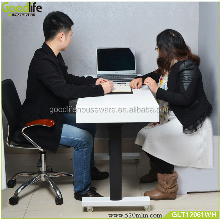 Electric height adjustable desk legs from Shenzhen Goodlife Factory
