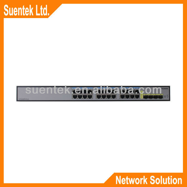 HUAWEI Enterprise S1700 Switches S1700-28GFR-4P-AC