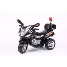 kids toy police motorcycle plastic ride on toy car electric mini toy motorcycle