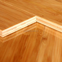 Big Sales, CE Certified Pure Green Horizontal Carbonized Solid Bamboo Flooring, As Low As You Wish!