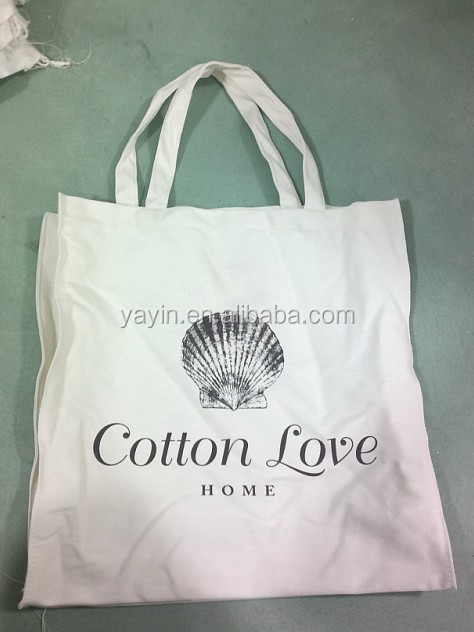 A4 standard size cotton/canvas tote bag