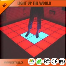 led dance floor panel p6 p8 indoor full color p5 p6 p8 led module led cabinet with aryclic interactive floor led screen for sale
