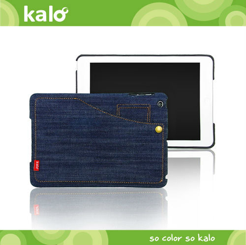 Denim Case for iPad mini