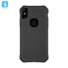 For iPhone X PC TPU Combo mobile cell phone hybrid Case covers housing