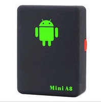 Mini Global Real Time GPS Tracker A8 GPRS/GPS Tracking Device With SOS Button Wholesale (DW-G-A8)