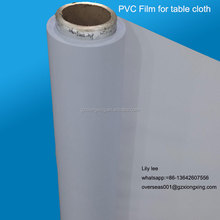 Soft PVC Film for table cloth