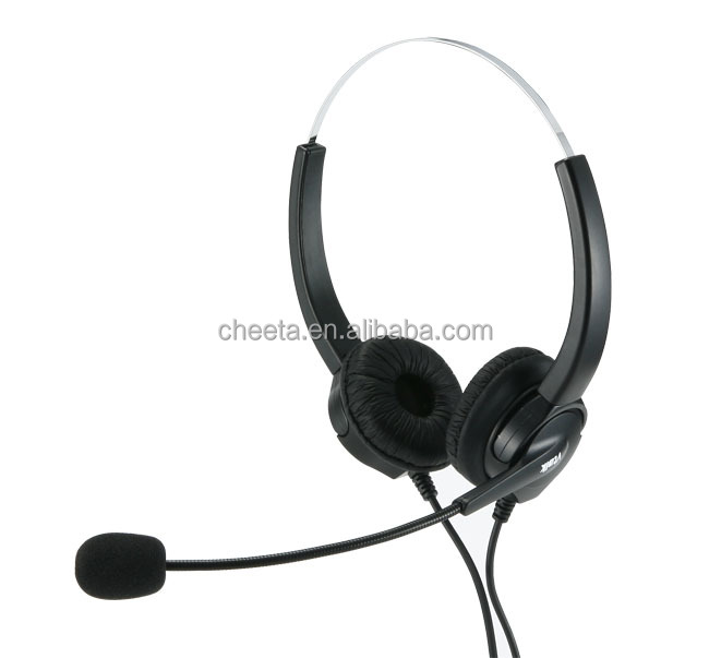 call center waterproof rj11 bluetooth headset