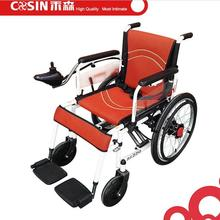 cheap price electric wheel chair, folding power wheelchair for sale