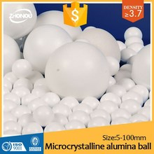 High quality alumina ceramic grinding media balls for ball mill with high density