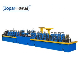 Factory price Stainless steel Pipe Production Line / Pipe Making Machine / Tube Mill