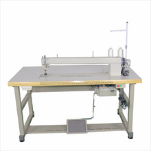 JS-2made in China Mattress used single needle long arm sewing machine for repairing work
