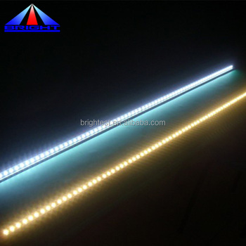 High quality led light bar 14.4W 5050 SMD rigid led strip with 3 years warranty