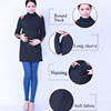 Long Sleeve Wholesale Blank Maternity T