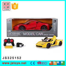 hot toys 1:8 rc car new products 2016