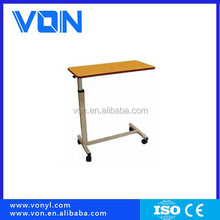 hospital bed hospital over bed food table / dining table