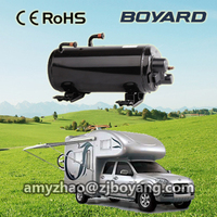 boat ac parts of Rotary Compressor for RV SUV Recreation Vehicle Boats Camping Caravan Travelling Truck AC