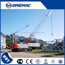 Chinese Brand Zoomlion 55T Crawler Crane QUY50 With Best Price
