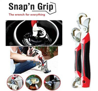 2015 HOTSALE Snap and Grip universal wrench set for everything