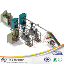 with 99% separating rate Printed circuit board/ PCB recycling machine