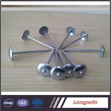 High quality polished umbrella roofing nails in China
