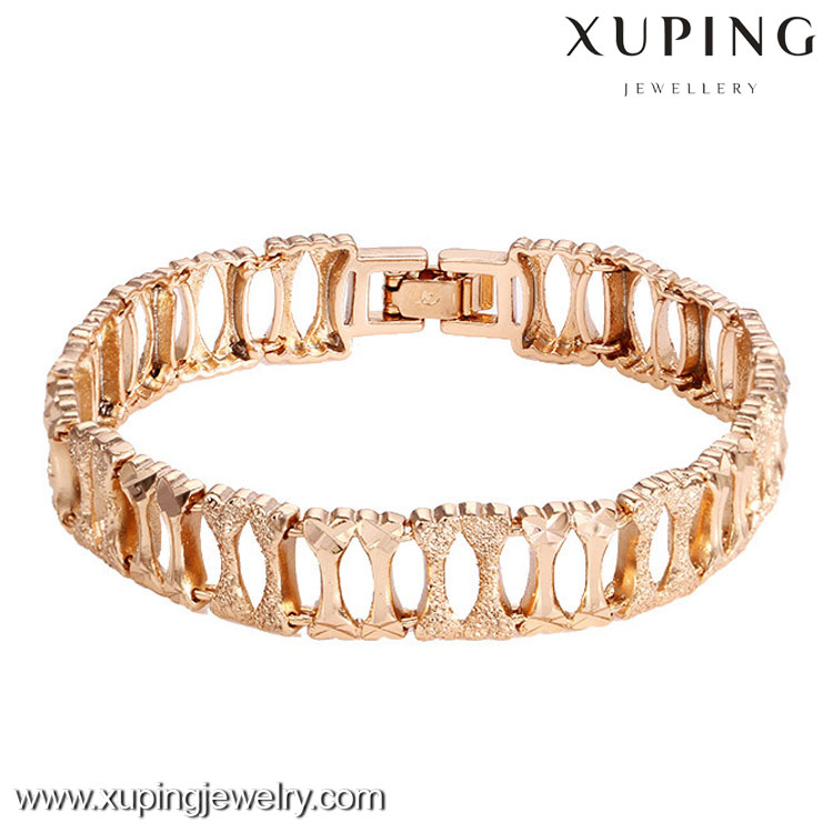 72852 Sell well new type fashion bracelet gold hand chain fashion design