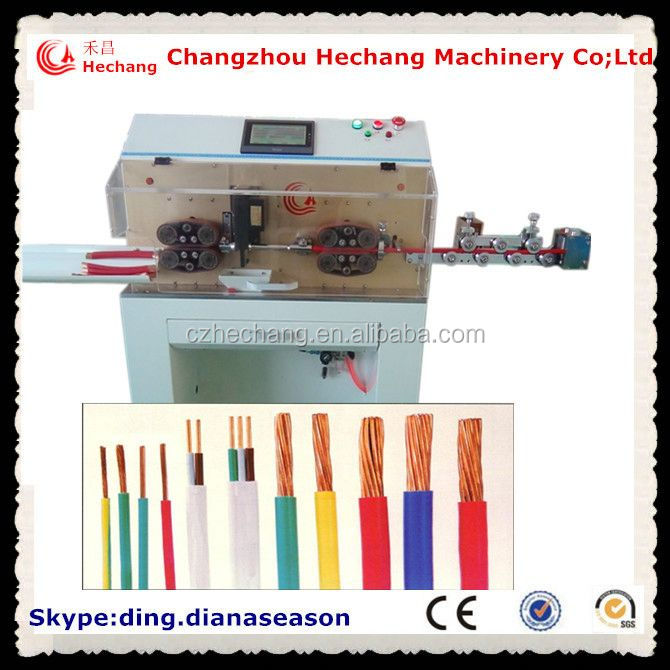 HC-608L china wire and cable making equipment china supplier