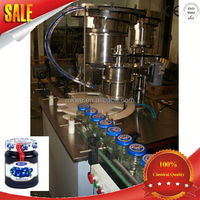 apple jam bottle filling line