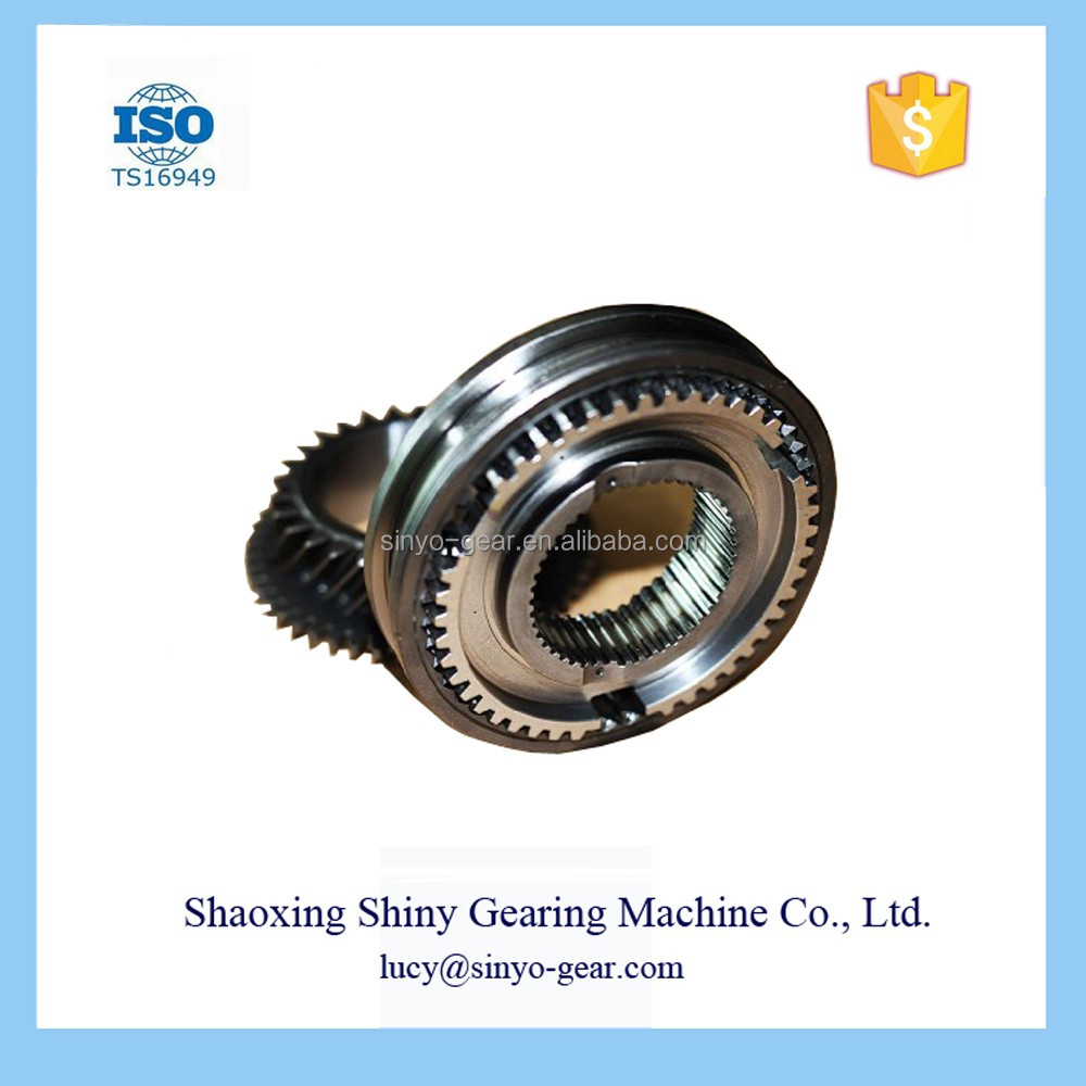 Electric Parts Spur Gear Car Machin