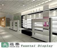 Wholesale commercial furniture 3D shoe store design