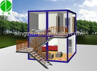 two stories Modular Container homes/House design
