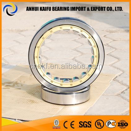 N1011-K-M1-SP Roller Bearing Types 55x90x18 mm Cylindrical Roller Bearing N1011